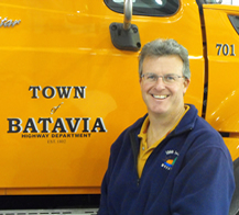 Tom Lichtenthal - Assistant Town Engineer
