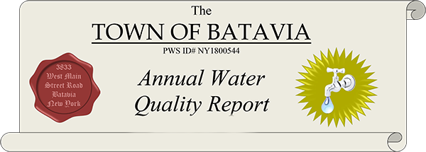 Annual Water Reports